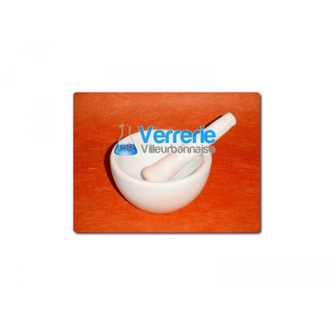 Mortier porcelaine emaille ECO et Pilon 1000ml NI REPRIS NI ECHANGE