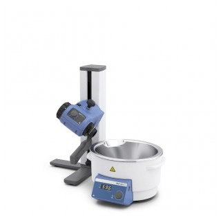 Rotovap RV 3 FLEX Réfrigérant vertical (verrerie en option) volume du bain 4 litres, angle d'immersi