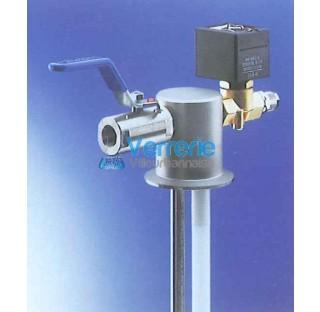 LN2 siphon Type 1 pour LN2