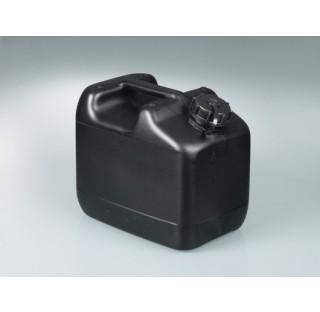 Bidon pour liquides inflammables 30 litres 364x240 mm hauteur 455 mm en HDPE conducteur avec homolog
