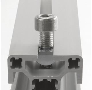 Vis pour chariot sur mesure en aluminium