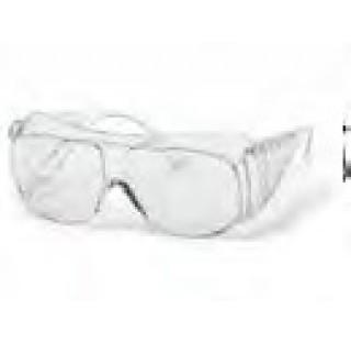 Sur-lunettes de protection , branches reglables en longueur a 4 paliers , branches en polycarbonates