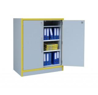 Armoire anti-feu 30 minutes a documents type comptoir a portes dimensions (HxLxP) 1198x1092x537 mm d
