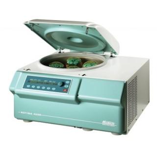 ROTINA 420 R, centrifugeuse de paillasse refrigeree sans rotor, 208-240 V vitesse 15000 min-1 , ACR