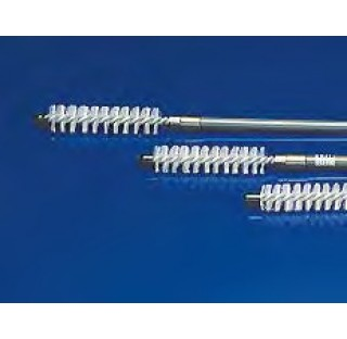 Ecouvillons pour echantillonneurs diametre 50 mm longueur 1000 mm en PVC/Inox