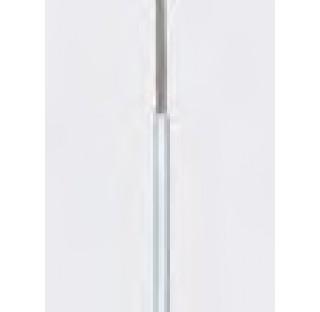 Cable de descente V2A/PTFE,longueur 10 m, diametre 2 mm pour flacons et bombes a immersion adaptes a