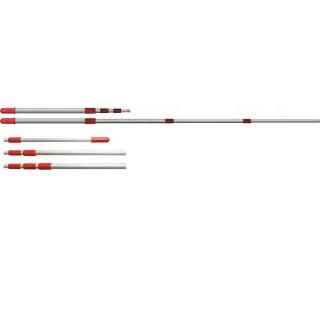 Tige telescopique longueur reglable 650-1200 mm 2 barres pour puisard , becher sur balancier epuiset