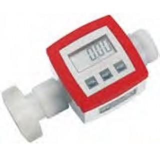 Compteur electronique pour pompe vide fut et reservoirs electriques liquides hautement agressifs com