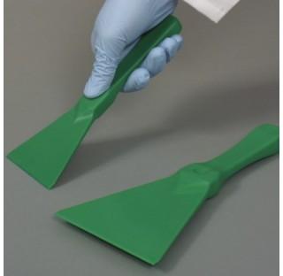 Racleur pour aliments, L x l: 250 x 110,poids 80 g Grace a leur surface en polypropylene, lisse, san