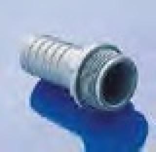 Embout de tuyau fixe coude , 1/2 male ,diametre externe 12 mm , interne 7,5 mm