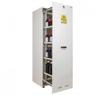 Modele de stockage multirisque unitaire a tiroir 48X 2,5 Litres de stockage 40 Litres de retention a