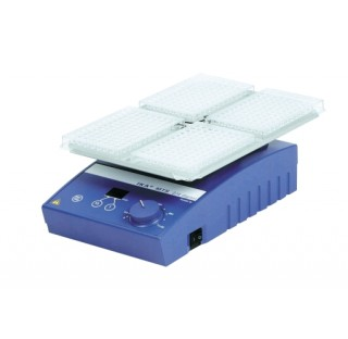 Agitateur de microtitration digital MTS 2/4 IKA , Agitateur secoueur orbital 3mm cap. Admissible 2/4