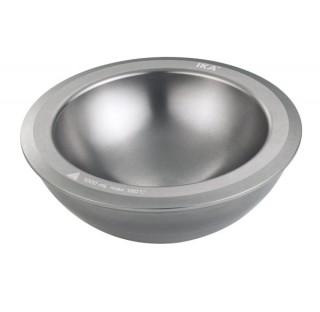 Calotte pour ballon 1 litre pour plaque chauffante  diametre interne 131,8mm , temperature maxi: 180