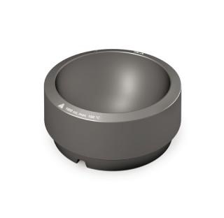 Calotte pour ballon 1 litre pour plaque chauffante  temperature maxi: 180 degre
