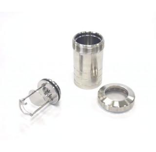 Bombe calorifique C 5010 IKA volme 260ml resistance: 230 bar en acier special avec fil metallique d'