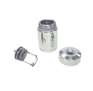 Bombe calorimetrique C 7010 IKA pour calorimetre vol 210 ml resistance 230 barMateriau: acier specia