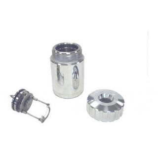 Bombe calorimetrique C 7012 IKA resistant aux halogenes volume 210 ml resistance 230 bar, Materiaux
