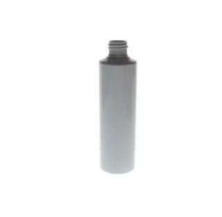 Bouillotte 500 ml PETG blanc bague 24/410, epaule droite