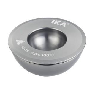 Portoir pour ballon 10 ml pour plaque chauffante diametre interne 33,8mm , temperature maxi: 180 deg
