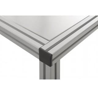 Profile en aluminium 40x40 mm pour creation de chariot sur mesure