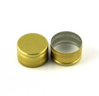 Capsule aluminium 28/17,5 a sertir sans split joint