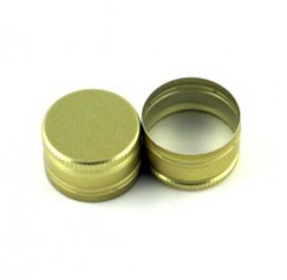 Capsule aluminium 28X18 a sertir sans split , joint en EPE400, 28x18