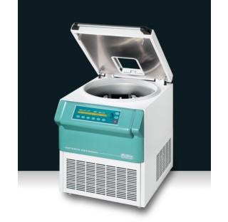 Centrifugeuse Rotanta 460 Robotic refrigeree vitesse max 6200 rpm, ACR max 6446, dimensions 684x554x