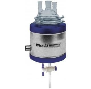 Chauffe reacteur 1 litre 120V diametre recipient : 110 x 150 mm, dimensions appareil : 145 x 140 mm