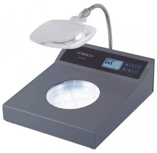 Compteur de colonie avec eclairage LED, amplificateur, BZG 40 WTW