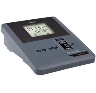 Conductivimetre de paillasse facile d'utilisation pour des mesures de routine. Alimentation sur pile