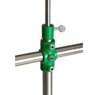 Connecteur de barre diam 26,9 avec 12-13mm en acier trempe