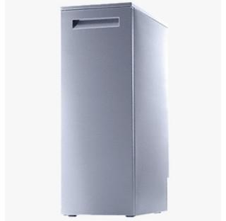Demineralisateur carrosserie inox, pourPG 8583 - PG 8593 armoire de rangement pour 2 cartouches de d