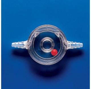 Detecteur de flux cannele diam 6,5-10mm Dim. 102x14x57 ,indique le flux de liquide de 50 ml/min posi