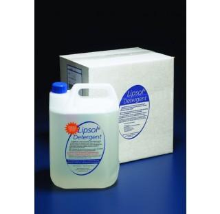 Lot de 2 flacons de Detergent de laboratoire Lipsol (flacon de 5 L)