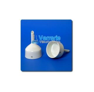 Entonnoir porcelaine Buchner JIPO diametre 48mm f45