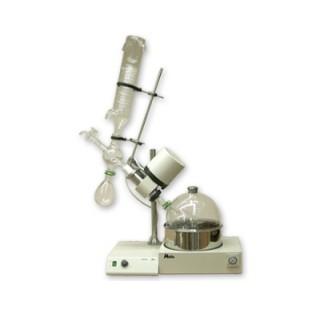 Evaporateur rotatif 503 NahitaVitesse: 0-90 r.p.m.Course élévateur du support: 150 mm.To