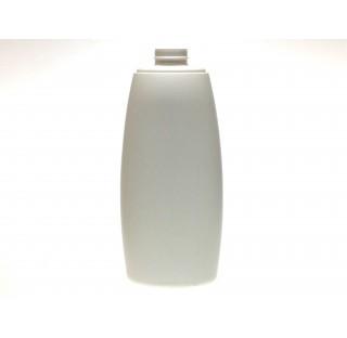 Flacon 250 ml PEHD blanc bague SNO23, Vogue