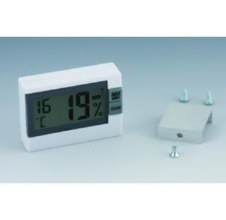 Hygrometre pour mini dessicateur temperature entre -10 et 50 degre , humidite entre 10 et 99 RH , di
