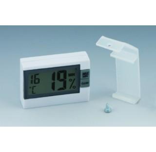 Hygrometre pour mini dessicateur temperature entre -10 et 60 degre , humidite entre 10 et 99 RH , di