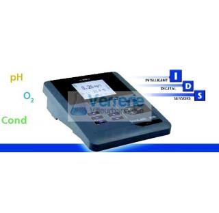 Multi-parametre WTWs WTW numerique de paillasse pour Electrodes WTW IDS et conforme BPL/AQA. Instrum