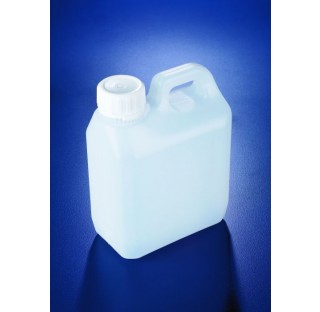 Bidon PE rigide 1 litre