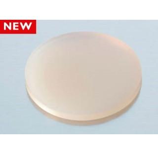 Joints en silicone (VMQ catalysee par le platine) revetement PTFE a percer (Septum) GL 45 verre Dura