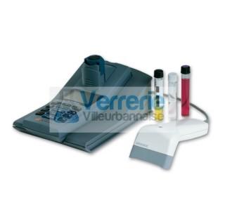 LabStation pour series pHotoFlex et modeles Turb 430our mesure de paillasse incluant logiciel pour t