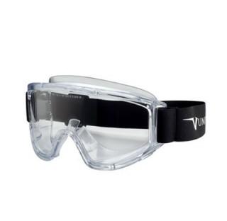 Masque de protection 601 anti-rayures, antibuee plus, dote d'un bandeau elastique reglable et d'un c