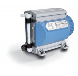 Pompe a membrane chimique MD 1C VARIO-SP, a trois etages, accreditation (NRTL): C/US, 24 V 4 cylindr