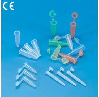 Micro-tubes blancs avec cap  VitratonAkes 0.5ml (x1000) en polypropylene translucide 15 000 rpm maxi