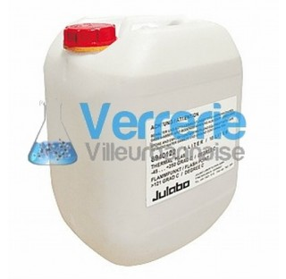 Liquide thermal M 10 litres +40 a+170 degre , transparent