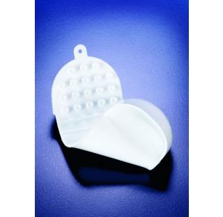Moufle de protection en silicone, petite taille