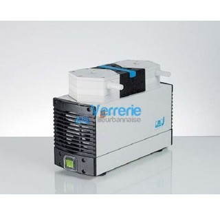 Pompe a vide et compresseur a membrane gaz LABOPORT pour laboratoires  Debit a pression atmospheriqu