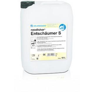 neodisher antimousse 10x1 litre Entschaumer S Antimousse, concentre liquide, evite la formation de m